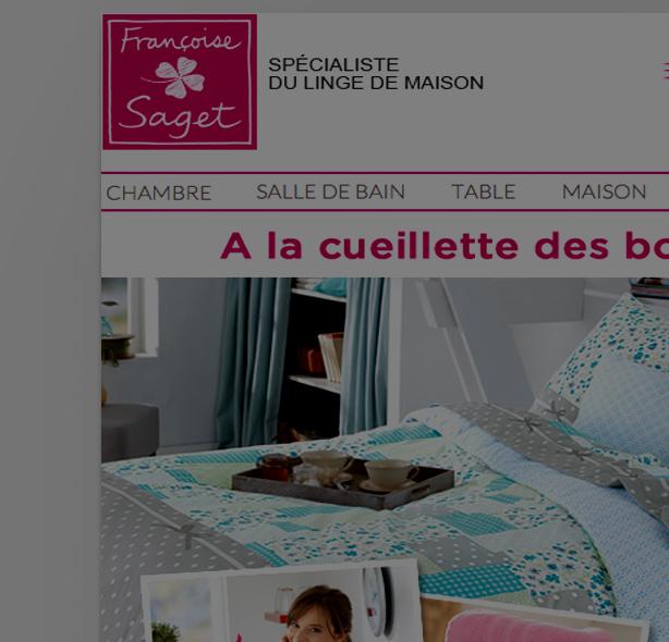 Françoise Saget Web
